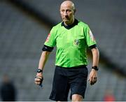 19 April 2019; Referee Paul Tuite during the SSE Airtricity League Premier Division match between Bohemians and UCD at Dalymount Park in Dublin. Photo by Seb Daly/Sportsfile