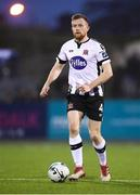 15 April 2019; Seán Hoare of Dundalk during the SSE Airtricity League Premier Division match between Dundalk and Bohemians at Oriel Park in Dundalk, Louth. Photo by Stephen McCarthy/Sportsfile