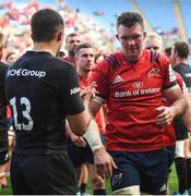 20 April 2019; Peter O'Mahony of Munster following the Heineken Champions Cup Semi-Final match between Saracens and Munster at the Ricoh Arena in Coventry, England. Photo by David Fitzgerald/Sportsfile