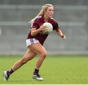 20 April 2019; Megan Glynn of Galway during the Lidl NFL Division 1 semi-final match between Galway and Donegal at the Glennon Brothers Pearse Park in Longford. Photo by Matt Browne/Sportsfile