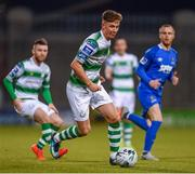 12 April 2019; Ronan Finn of Shamrock Rovers during the SSE Airtricity League Premier Division match between Shamrock Rovers and Waterford at Tallaght Stadium in Dublin. Photo by Ramsey Cardy/Sportsfile