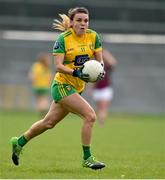 20 April 2019; Niamh Hegarty of  Donegal during the Lidl NFL Division 1 semi-final match between Galway and Donegal at the Glennon Brothers Pearse Park in Longford. Photo by Matt Browne/Sportsfile