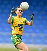 20 April 2019; Gereldine McLoughlin of Donegal during the Lidl NFL Division 1 semi-final match between Galway and Donegal at Glennon Brothers Pearse Park in Longford. Photo by Matt Browne/Sportsfile