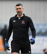19 April 2019; Dundalk goalkeeping coach Steve Williams prior to the SSE Airtricity League Premier Division match between Dundalk and Finn Harps at Oriel Park in Dundalk, Co. Louth. Photo by Ben McShane/Sportsfile