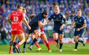 21 April 2019; Scott Fardy of Leinster during the Heineken Champions Cup Semi-Final match between Leinster and Toulouse at the Aviva Stadium in Dublin. Photo by Ramsey Cardy/Sportsfile
