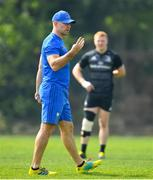 23 April 2019; Contact skills coach Hugh Hogan during Leinster Rugby squad training at Rosemount in UCD, Dublin. Photo by Ramsey Cardy/Sportsfile