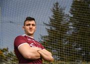 23 April 2019; Damien Comer of Galway at the official launch of the 2019 Connacht GAA Football Championships at Connacht GAA Centre in Claremorris, Co. Mayo. Photo by Harry Murphy/Sportsfile