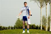 24 April 2019; Conor McManus of Monaghan during the official launch of the 2019 Ulster Senior Football Championship launch at the Hill of The O'Neill in Dungannon, Co Tyrone. Photo by Oliver McVeigh/Sportsfile