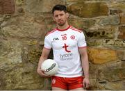 24 April 2019; Mattie Donnelly of Tyrone during the official launch of the 2019 Ulster Senior Football Championship launch at the Hill of The O'Neill in Dungannon, Co Tyrone. Photo by Oliver McVeigh/Sportsfile