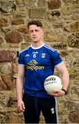 24 April 2019; Ciaran Brady of Cavan during the official launch of the 2019 Ulster Senior Football Championship launch at the Hill of The O'Neill in Dungannon, Co Tyrone. Photo by Oliver McVeigh/Sportsfile
