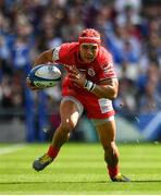 21 April 2019; Cheslin Kolbe of Toulouse during the Heineken Champions Cup Semi-Final match between Leinster and Toulouse at the Aviva Stadium in Dublin. Photo by Sam Barnes/Sportsfile