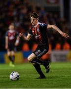 26 April 2019; Paddy Kirk of Bohemians during the SSE Airtricity League Premier Division match between Bohemians and Waterford at Dalymount Park in Dublin. Photo by Sam Barnes/Sportsfile
