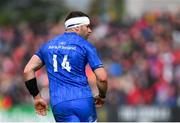 27 April 2019; Fergus McFadden of Leinster during the Guinness PRO14 Round 21 match between Ulster and Leinster at the Kingspan Stadium in Belfast. Photo by Ramsey Cardy/Sportsfile