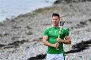 29 April 2019; Limerick hurler Dan Morrissey at the Munster Senior Hurling and Senior Football Championships 2019 Launch at the Gold Coast Resort Hotel in Dungarvan, Co Waterford. Photo by Piaras Ó Mídheach/Sportsfile