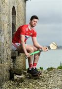 29 April 2019; Cork hurler Séamus Harnedy at the Munster Senior Hurling and Senior Football Championships 2019 Launch, at the Gold Coast Resort Hotel in Dungarvan, Co Waterford. Photo by Harry Murphy/Sportsfile