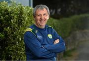 29 April 2019; Kerry football manager Peter Keane at the Munster Senior Hurling and Senior Football Championships 2019 Launch, at the Gold Coast Resort Hotel in Dungarvan, Co Waterford. Photo by Harry Murphy/Sportsfile