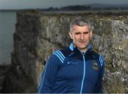 29 April 2019; Tipperary hurling manager Liam Sheedy at the Munster Senior Hurling and Senior Football Championships 2019 Launch, at the Gold Coast Resort Hotel in Dungarvan, Co Waterford. Photo by Harry Murphy/Sportsfile