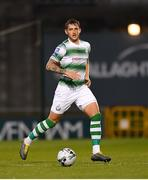 29 April 2019; Lee Grace of Shamrock Rovers during the SSE Airtricity League Premier Division match between Shamrock Rovers and St Patrick's Athletic at Tallaght Stadium in Dublin. Photo by Seb Daly/Sportsfile
