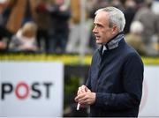 2 May 2019; Retired jockey Ruby Walsh in attendance during the Champion Stayers Hurdle Day at Punchestown Racecourse in Naas, Kildare. Photo by David Fitzgerald/Sportsfile
