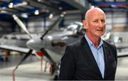 3 May 2019; Kilkenny manager Brian Cody poses for a portrait during the launch of the Leinster GAA Senior Championships at the Casement Aerodrome in Baldonnel, Dublin. Photo by Ramsey Cardy/Sportsfile
