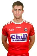 2 May 2019; Cian Kiely during a Cork Football Squad Portraits session at Glanmire in Cork. Photo by Eóin Noonan/Sportsfile