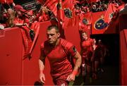 4 May 2019; CJ Stander of Munster makes his way out for the Guinness PRO14 quarter-final match between Munster and Benetton Rugby at Thomond Park in Limerick. Photo by Diarmuid Greene/Sportsfile