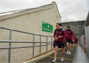 5 May 2019; Kieran Molloy of Galway arrives prior to the Connacht GAA Football Senior Championship Quarter-Final match between London and Galway at McGovern Park in Ruislip, London, England. Photo by Harry Murphy/Sportsfile