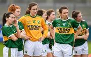 5 May 2019; Kerry players after the Lidl Ladies National Football League Division 2 Final match between Kerry and Waterford at Parnell Park in Dublin. Photo by Ray McManus/Sportsfile