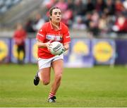 5 May 2019; Orlagh Farmer of Cork during the Lidl Ladies National Football League Division 1 Final match between Cork and Galway at Parnell Park in Dublin. Photo by Ray McManus/Sportsfile