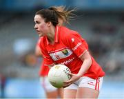 5 May 2019; Shauna Kelly of Cork during the Lidl Ladies National Football League Division 1 Final match between Cork and Galway at Parnell Park in Dublin. Photo by Ray McManus/Sportsfile