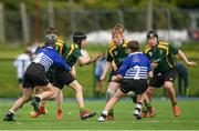 6 May 2019; Action from the Leinster Rugby U13 Plate match between Boyne and Wexford at Energia Park in Dublin. Photo by Eóin Noonan/Sportsfile