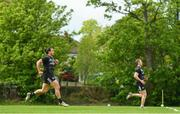 6 May 2019; James Lowe during Leinster Rugby squad training at Rosemount in UCD, Dublin. Photo by Ramsey Cardy/Sportsfile