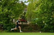 6 May 2019; Jordan Larmour during Leinster Rugby squad training at Rosemount in UCD, Dublin. Photo by Ramsey Cardy/Sportsfile