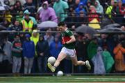 5 May 2019; Fergal Boland of Mayo during the Connacht GAA Football Senior Championship Quarter-Final match between New York and Mayo at Gaelic Park in New York, USA. Photo by Piaras Ó Mídheach/Sportsfile