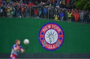 5 May 2019; A general view of spectators during the Connacht GAA Football Senior Championship Quarter-Final match between New York and Mayo at Gaelic Park in New York, USA. Photo by Piaras Ó Mídheach/Sportsfile