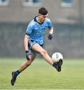 8 May 2019; Alex Watson of Dublin during the Electric Ireland Leinster GAA Football Minor Championship Round 2 match between Wexford and Dublin at Bellefield in Wexford. Photo by Matt Browne/Sportsfile