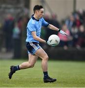 8 May 2019; Robbie Bolger of Dublin during the Electric Ireland Leinster GAA Football Minor Championship Round 2 match between Wexford and Dublin at Bellefield in Wexford. Photo by Matt Browne/Sportsfile