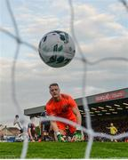 10 May 2019; Bohemians goalkeeper James Talbot after conceding a Dundalk goal from Georgie Kelly during the SSE Airtricity League Premier Division match between Bohemians and Dundalk at Dalymount Park in Dublin. Photo by Stephen McCarthy/Sportsfile