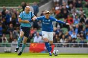 11 May 2019; Jake Donnelly of Crumlin United in action against Mark Horgan of Avondale United during the FAI New Balance Intermediate Cup Final match between Avondale United and Crumlin United at Aviva Stadium in Dublin. Photo by Eóin Noonan/Sportsfile