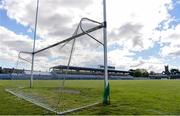 11 May 2019; A general view of the goals prior to the TG4  Munster Ladies Football Senior Championship match between Kerry and Waterford at Cusack Park in Ennis, Clare. Photo by Sam Barnes/Sportsfile