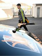 11 May 2019; TJ Reid of Kilkenny arrives prior to the Leinster GAA Hurling Senior Championship Round 1 match between Kilkenny and Dublin at Nowlan Park in Kilkenny. Photo by Stephen McCarthy/Sportsfile
