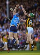 11 May 2019; Paul Ryan of Dublin in action against Paul Murphy of Kilkenny during the Leinster GAA Hurling Senior Championship Round 1 match between Kilkenny and Dublin at Nowlan Park in Kilkenny. Photo by Stephen McCarthy/Sportsfile