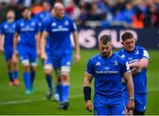 11 May 2019; Seán O'Brien of Leinster dejected following the Heineken Champions Cup Final match between Leinster and Saracens at St James' Park in Newcastle Upon Tyne, England. Photo by Ramsey Cardy/Sportsfile