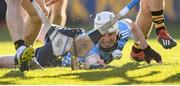 11 May 2019; Liam Rushe of Dublin during Leinster GAA Hurling Senior Championship Round 1 match between Kilkenny and Dublin at Nowlan Park in Kilkenny. Photo by Stephen McCarthy/Sportsfile