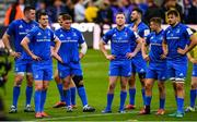 11 May 2019; Leinster players including captain Jonathan Sexton following the Heineken Champions Cup Final match between Leinster and Saracens at St James' Park in Newcastle Upon Tyne, England. Photo by Ramsey Cardy/Sportsfile
