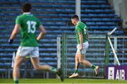 11 May 2019; Iain Corbett of Limerick celebrates after scoring his side's first goal during the Munster GAA Football Senior Championship quarter-final match between Tipperary and Limerick at Semple Stadium in Thurles, Co. Tipperary. Photo by Diarmuid Greene/Sportsfile