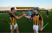 11 May 2019; Ger Aylward, right, and Colin Fennelly of Kilkenny following the Leinster GAA Hurling Senior Championship Round 1 match between Kilkenny and Dublin at Nowlan Park in Kilkenny. Photo by Stephen McCarthy/Sportsfile