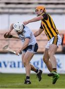 11 May 2019; Alan Nolan of Dublin in action against Colin Fennelly of Kilkenny during the Leinster GAA Hurling Senior Championship Round 1 match between Kilkenny and Dublin at Nowlan Park in Kilkenny. Photo by Stephen McCarthy/Sportsfile