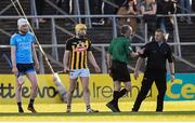 11 May 2019; Referee Cathal McAllister issues Dublin selector Greg Kennedy from the pitch during the Leinster GAA Hurling Senior Championship Round 1 match between Kilkenny and Dublin at Nowlan Park in Kilkenny. Photo by Stephen McCarthy/Sportsfile