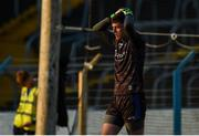 11 May 2019; Tipperary goalkeeper Evan Comerford reacts after conceding a goal during the Munster GAA Football Senior Championship quarter-final match between Tipperary and Limerick at Semple Stadium in Thurles, Co. Tipperary. Photo by Diarmuid Greene/Sportsfile